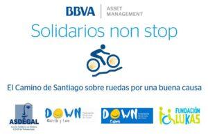 Camino de Santiago BTT - Solidarios non stop BBVA @ Camino de Santiago