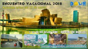 Encuentro Vacacional - Bilbao @ BBK - Bilbao Good Hostel | Bilbo | Euskadi | España
