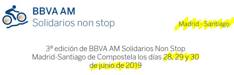 BBVA AM Solidarios non stop