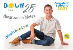Calendario Down León